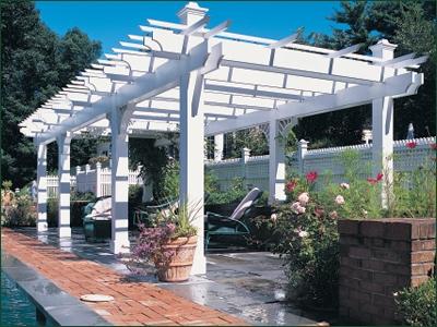 Photos Of Shade Pergolas With Retractable Canopies